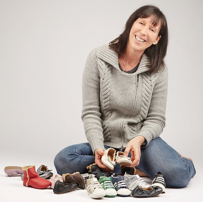 Interview with Vicki - Owner & Designer of Old Soles