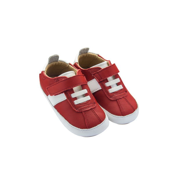 OLD SOLES VINTAGE BABY - RED