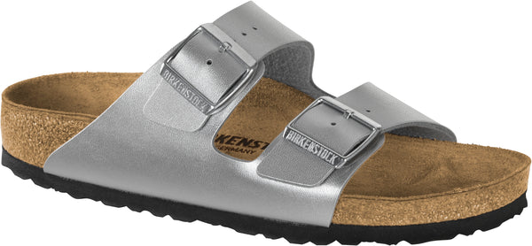 BIRKENSTOCK ARIZONA KIDS - SILVER