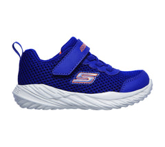 SKECHERS NITRO SPRINT - KRODON - BLUE ORANGE