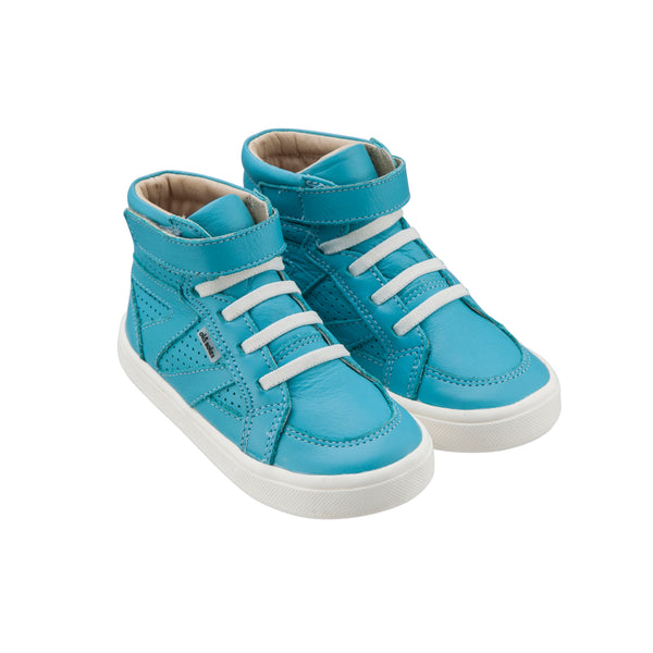 OLD SOLES STARTER SHOE - TURQUOISE