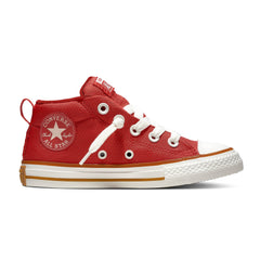 CONVERSE CT STREET MID - RED