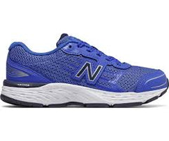 NEW BALANCE 680 LACE - BLUE