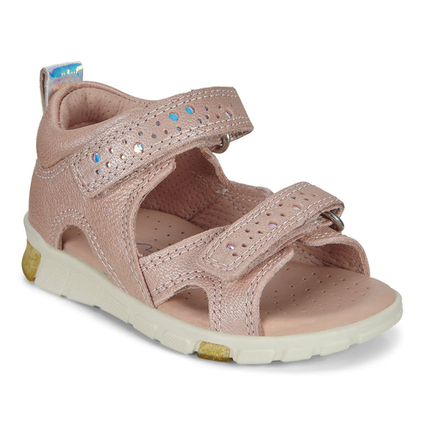 ECCO MINI STRIDE OPEN - ROSE DUST