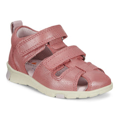 ECCO MINI STRIDE CAGE - BUBBLEGUM