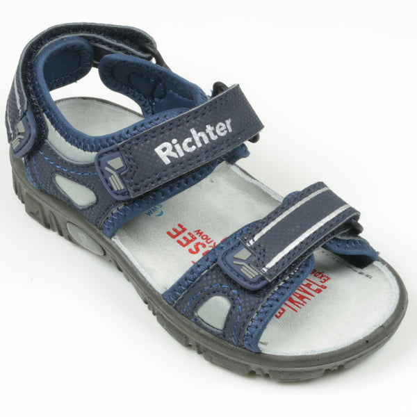 RICHTER JESTER 8102 - NAVY GREY