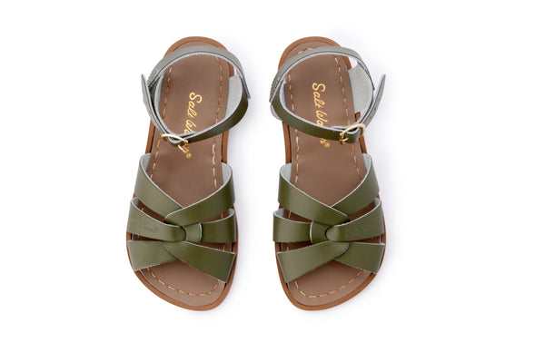 SALT WATER WOMENS ORIGINALS - OLIVE