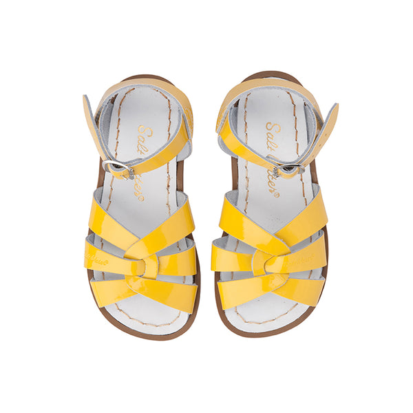 SALT WATER WOMENS ORIGINALS - YELLOW