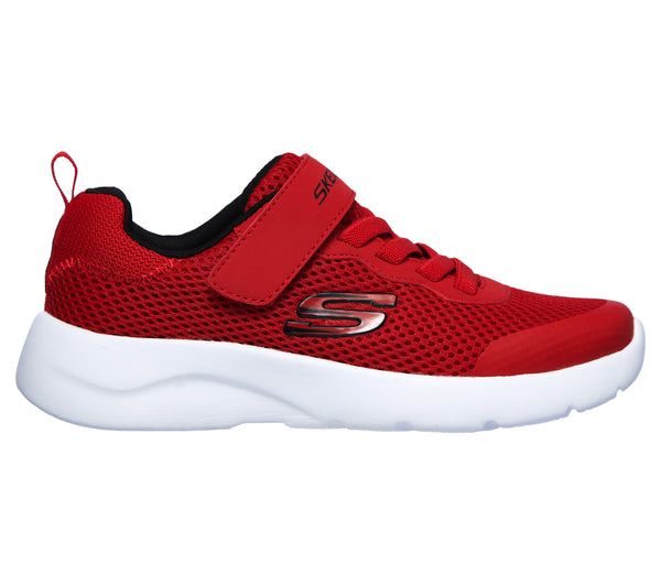 SKECHERS DYNAMIGHT 2.0 - VORDIX - RED BLACK