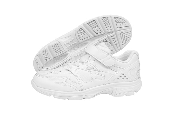 ASCENT SUSTAIN JUNIOR VELCRO In-Store Only - WHITE