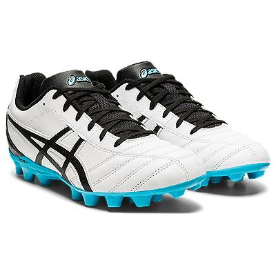 ASICS LETHAL FLASH FOOTBALL BOOTS - WHITE BLACK