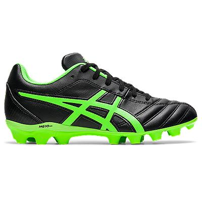 ASICS LETHAL FLASH FOOTBALL BOOTS - BLACK GREEN