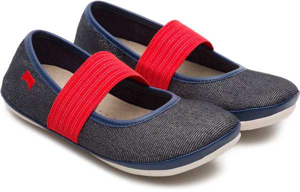 CAMPER RIGHT BALLET - DENIM