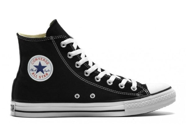 CONVERSE - HIGH ADULT SIZES - BLACK