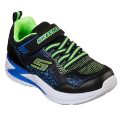 SKECHERS ERUPTERS III - BLACK BLUE LIME