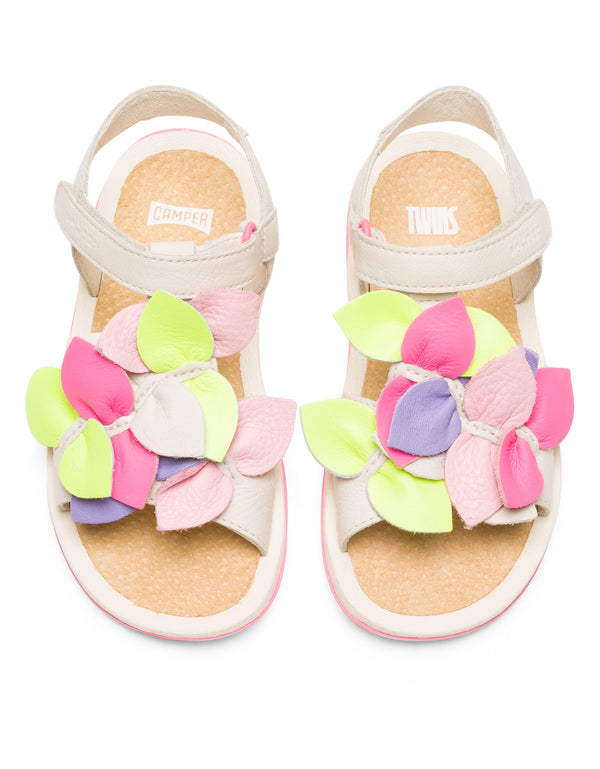 CAMPER TWINS SANDAL - MULTI