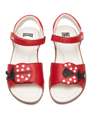 CAMPER TWINS SANDAL - LADY BIRD