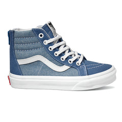 VANS SK8 HI YOUTH - CHAMBRAY