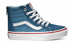 VANS SK8 HI YOUTH - DENIM