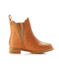 WALNUT KENDALL BOOT - TAN