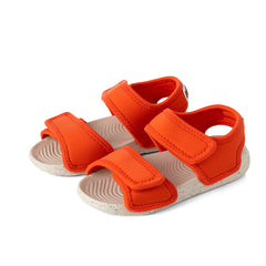 MINNOW WATERPROOF SANDAL - ORANGE