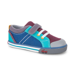SEE KAI RUN TANNER - BURGUNDY BLUE