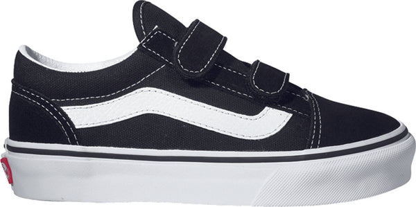VANS OLD SKOOL YOUTH - BLACK WHITE