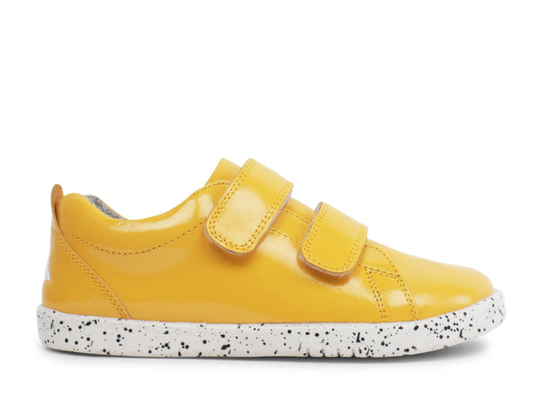 BOBUX GRASSCOURT WATERPROOF KID PLUS - YELLOW