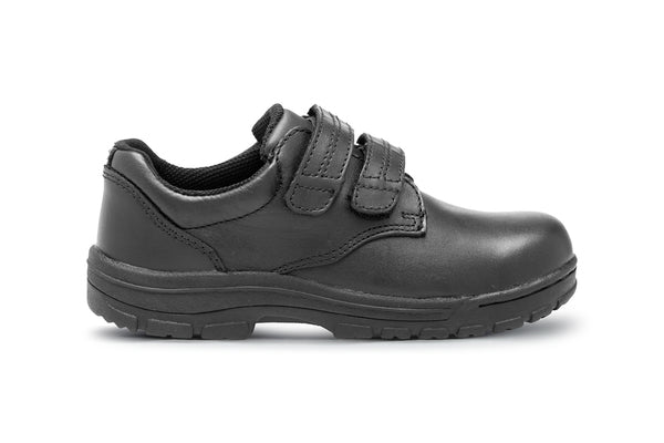 ASCENT ACADEMY D VELCRO In Store Only - BLACK