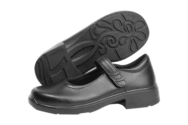 ASCENT ADELA D VELCRO In Store Only - BLACK