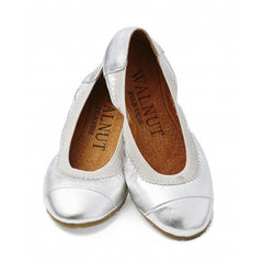 WALNUT AVA ADULT BALLET - SILVER