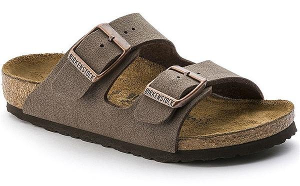 BIRKENSTOCK ARIZONA KIDS - MOCCA