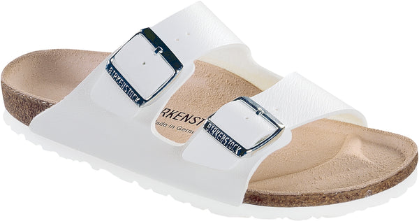 BIRKENSTOCK ARIZONA ADULTS - WHITE