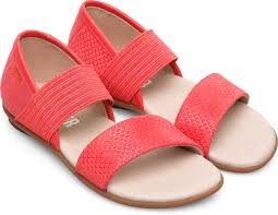 CAMPER RIGHT SANDAL - WATERMELON