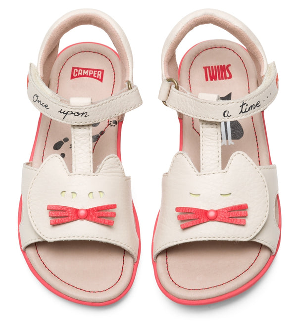CAMPER TWINS SANDAL - CAT