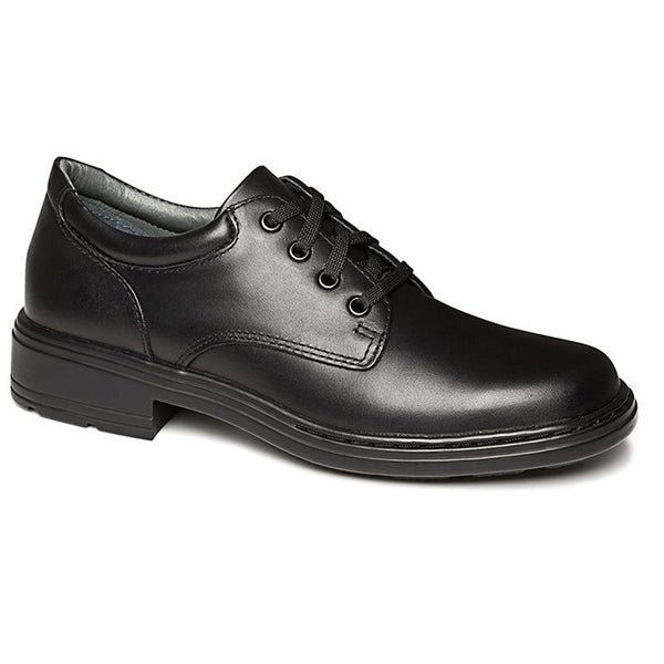 CLARKS INFINITY JUNIOR E - BLACK