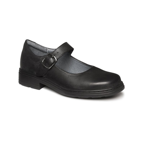 CLARKS INTRIGUE SENIOR E FIT - BLACK