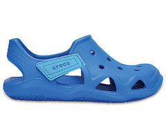 CROCS SWIFTWATER WAVE CLOG - OCEAN