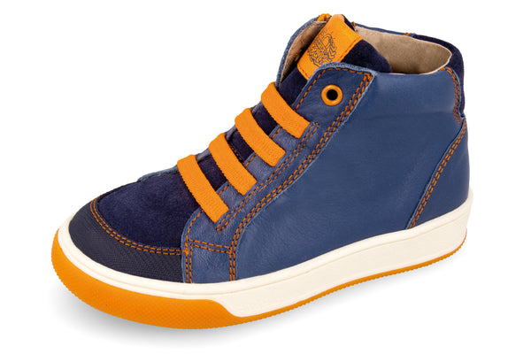 GARVALIN JACOB II - NAVY ORANGE