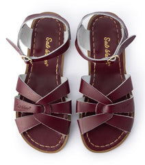 SALT WATER KIDS ORIGINALS - CLARET