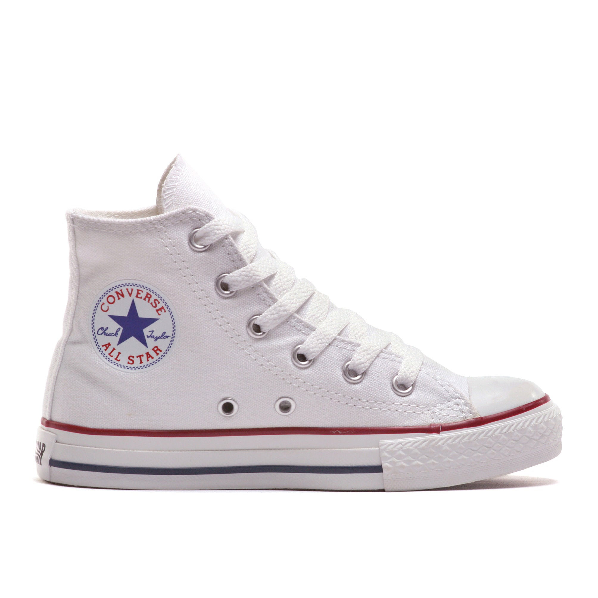 CONVERSE HIGH BOOT KIDS & YOUTH WHITE