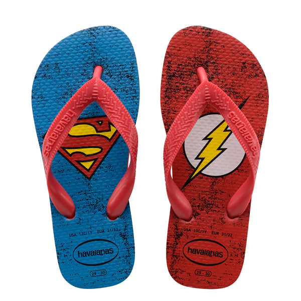HAVAIANAS KIDS HEROES - SUPERMAN/FLASH
