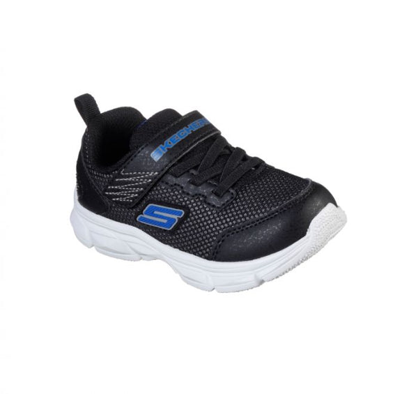 SKECHERS INTEGRID - BLACK CHARCOAL