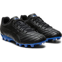 ASICS LETHAL FLASH FOOTBALL BOOTS - BLACK BLUE