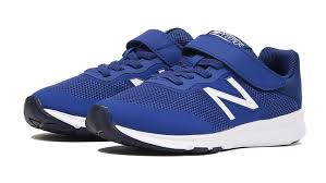 NEW BALANCE PREMUS YOUTH VELCRO - ROYAL