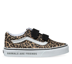 VANS OLD SKOOL YOUTH - ANIMAL