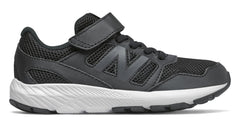NEW BALANCE 570 VELCRO - BLACK