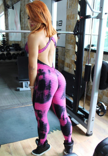 Hot Pink Epic Bodysuit
