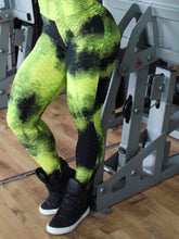 Load image into Gallery viewer, Neon Green Epic Leggings
