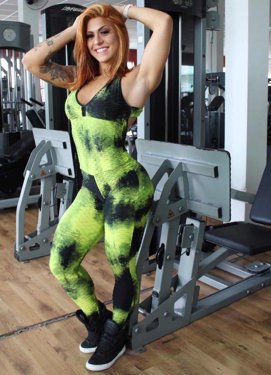 Neon Green Epic Bodysuit